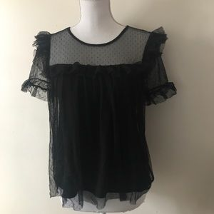 NWOT White House Black Market Top